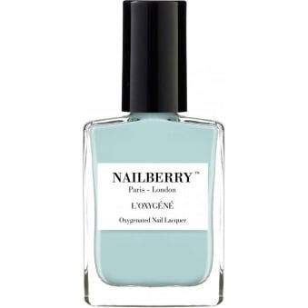 Nail Polish Oxygenated Nail Lacquer - Baby Blue 15ml