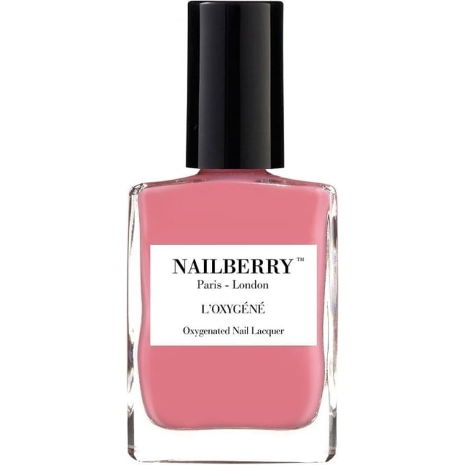 NailBerry Nail Polish Oxygenated Nail Lacquer - Bubble Gum 15ml