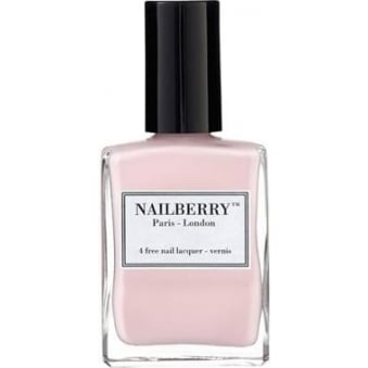 Nail Polish Oxygenated Nail Lacquer - Lait Fraise 15ml