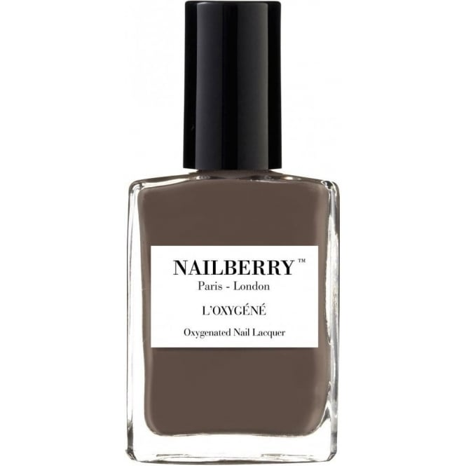 NailBerry Nail Polish Oxygenated Nail Lacquer - Noisette 15ml