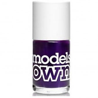 Nail Polish - Purple Mystique (14ML) (NP072)