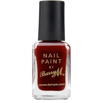Nail Polish - Red Wine 10ml (NP1A)