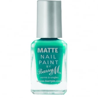 Nail Polish Summer 2014 Collection Matte Nail Polish - Cancun 10ml (MNP10)