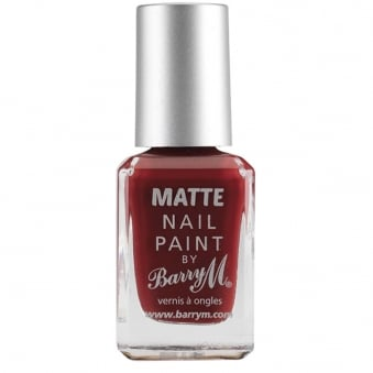 Nail Polish Summer 2014 Collection Matte Nail Polish - Crush 10ml (MNP2)