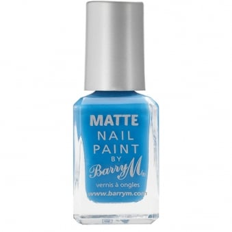 Nail Polish Summer 2014 Collection Matte Nail Polish - Malibu 10ml (MNP8)