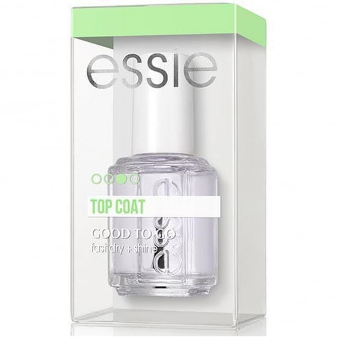 Essie Nail Polish Top Coat Treatment - Good To Go 13.5ml