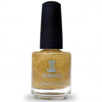 Nail Polish Topcoat - Hologram Sparkling Gold 14.8ml (600)