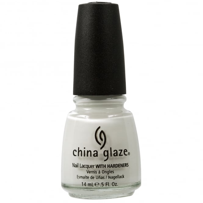 China Glaze Nail Polish - White On White 14ml (70255)