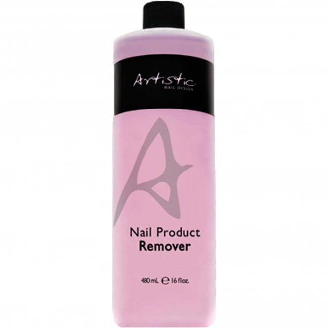 Artistic Colour Gloss Nail Product Remover 480mL (03207)
