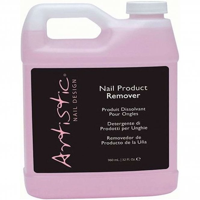 Artistic Colour Gloss Nail Product Remover 960mL (03222)