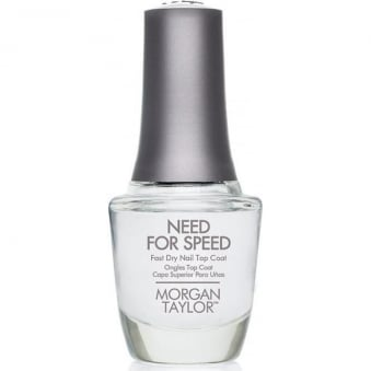 Nail Treatment Fast Dry Topcoat - Need For Speed 5ml