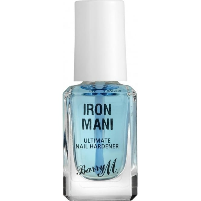 Barry M Nail Treatment Ultimate Nail Hardener - Iron Mani 10ml