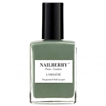Nail Polish Oxygenated Green Therapy Nail Lacquer Collection - Love You Very Matcha 15ml