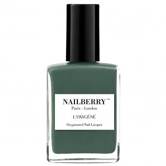 Nail Polish Oxygenated Green Therapy Nail Lacquer Collection - Viva La Vegan 15ml