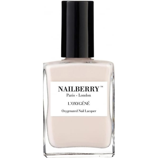NailBerry Nail Polish Oxygenated Nail Lacquer - Almond 15ml