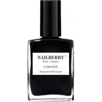 Nail Polish Oxygenated Nail Lacquer - Black Berry 15ml
