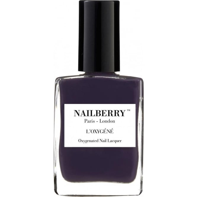 NailBerry Nail Polish Oxygenated Nail Lacquer - Blueberry 15ml