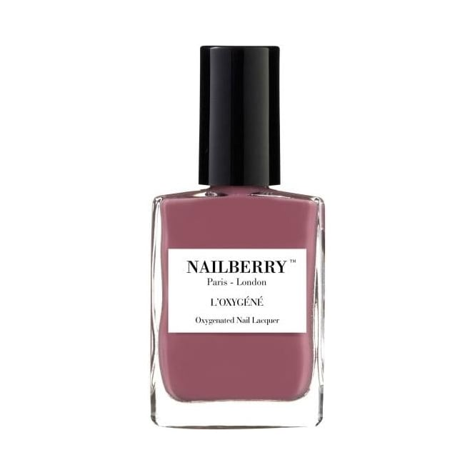 NailBerry Nail Polish Oxygenated Nail Lacquer - Fashionista 15ml