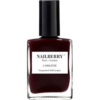 Nail Polish Oxygenated Nail Lacquer - Noirberry 15ml