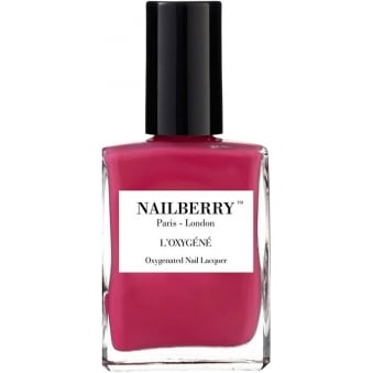 Nail Polish Oxygenated Nail Lacquer - Pink Berry 15ml