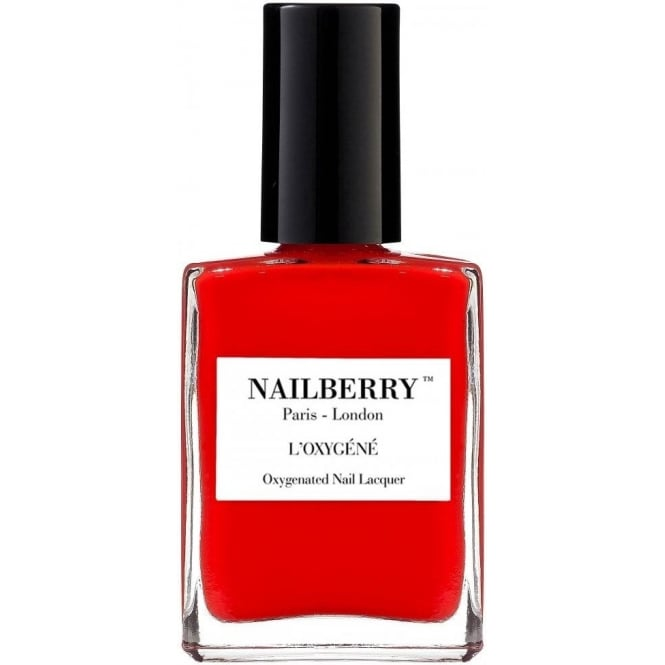 NailBerry Nail Polish Oxygenated Nail Lacquer - Pop My Berry 15ml