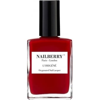 Nail Polish Oxygenated Nail Lacquer - Rouge 15ml