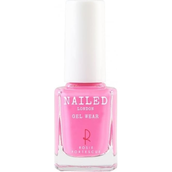 Nailed London Self Cured Gel Wear Nail Polish - Booty Call 10ml (018)