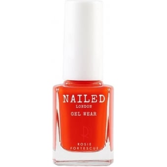 Self Cured Gel Wear Nail Polish - Coral Chameleon 10ml (017)