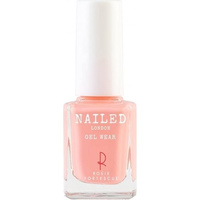 Nailed London Self Cured Gel Wear Nail Polish - Prawn Star 10ml (016)