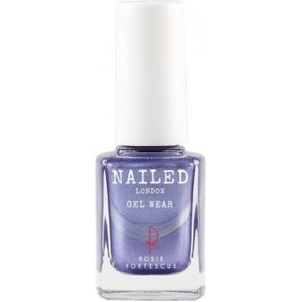 Self Cured Gel Wear Nail Polish - Stormy Violets 10ml (008)
