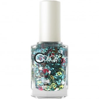 Nailmoji Holographic Glitter Nail Polish Collection - Bae (05ALS43) 15ml
