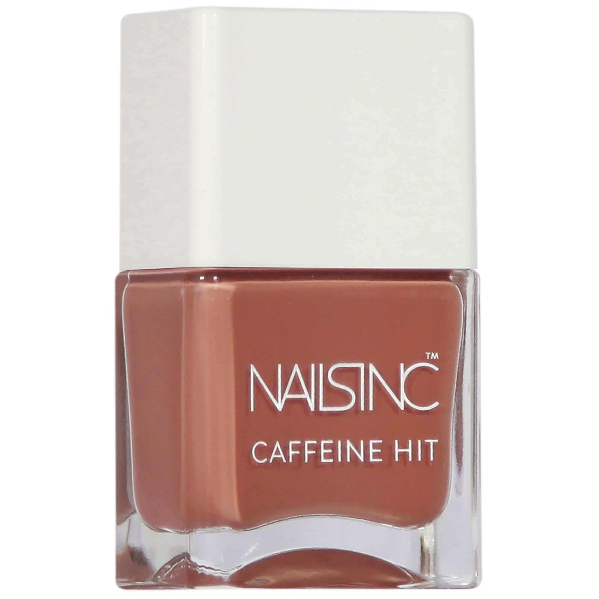Nails inc Caffeine Hit Collection - Chai Kiss Nail Polish 14ml