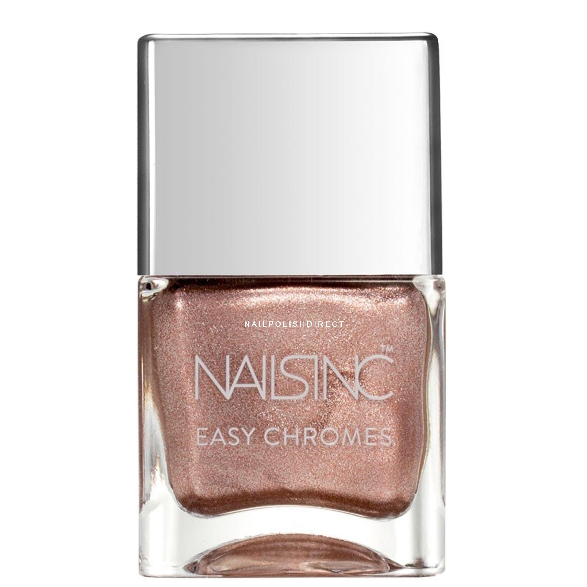 Nails Inc Easy Chromes Nail Polish
