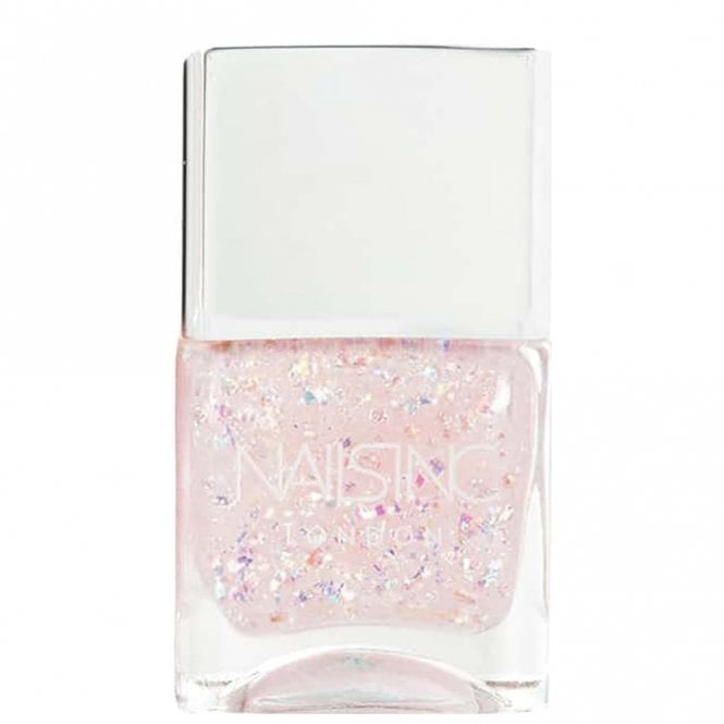 Nails inc Glitter Nail Polish - Rainbow Wishes (9547) 14ml