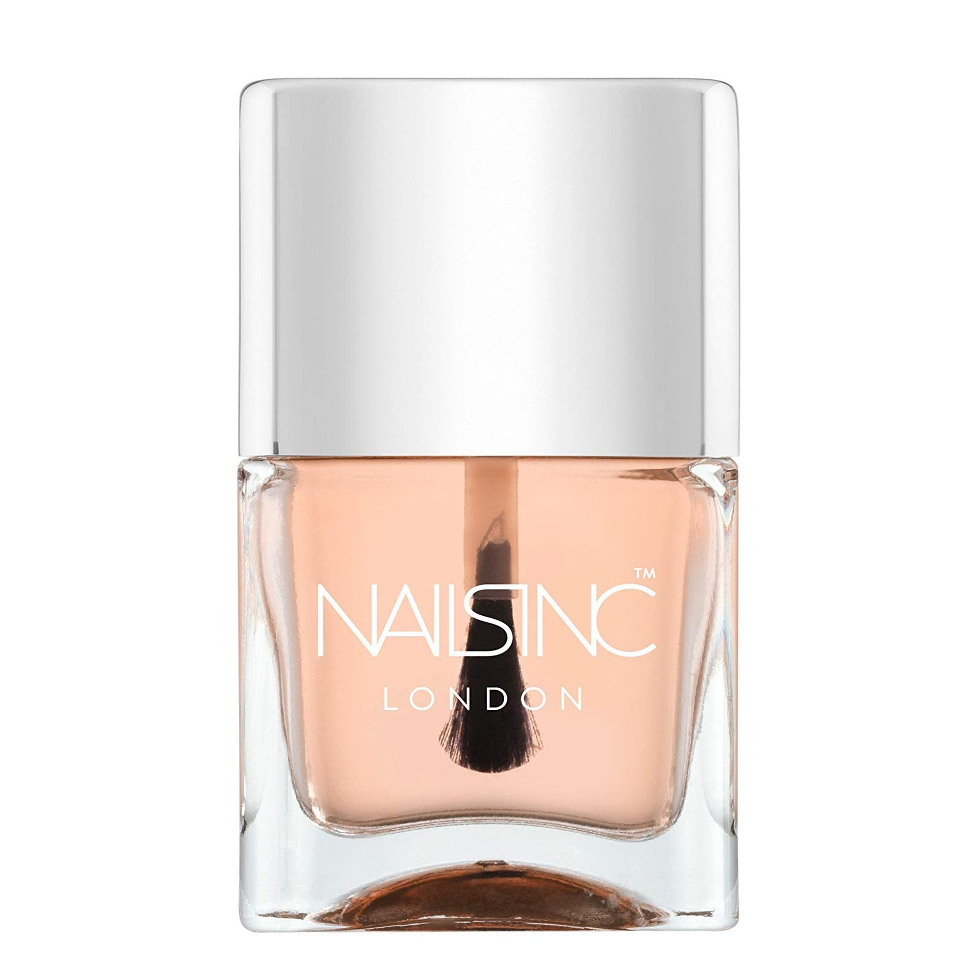 Nails inc Kensington Caviar - 45 Second Topcoat (6277) 14ml