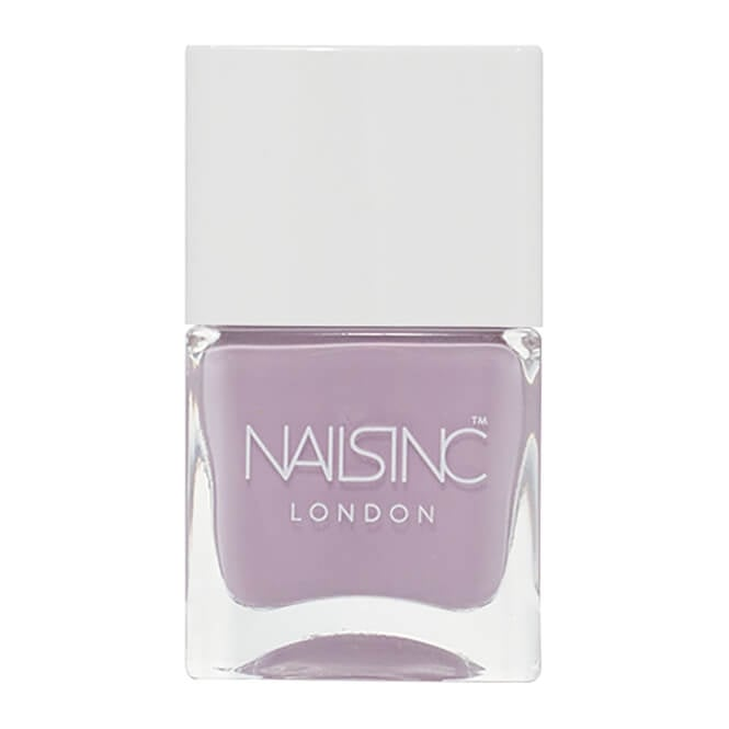 Nails inc Long Wear High Shine Pastel Nail Polish - Cambridge Grove (9232) 14ml