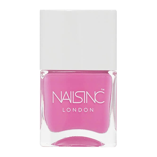 Nails inc Long Wear High Shine Pastel Nail Polish - Harrington Gardens (9235) 14ml
