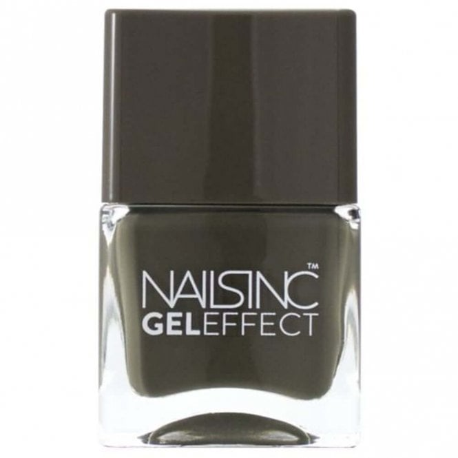 Nails inc Nail Polish Gel Effect - Hyde Park Court (7629) 14ml