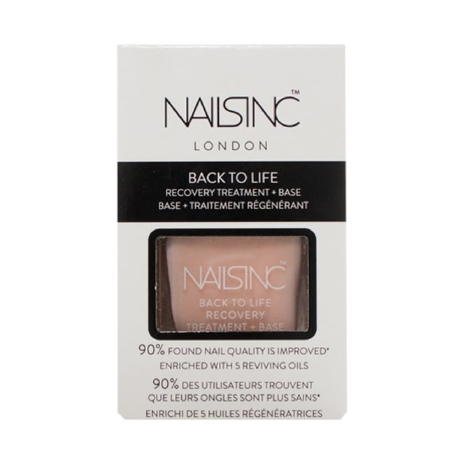 Nails inc Nail Treatment - Recovery Base - Back To Life (9262) 14ml