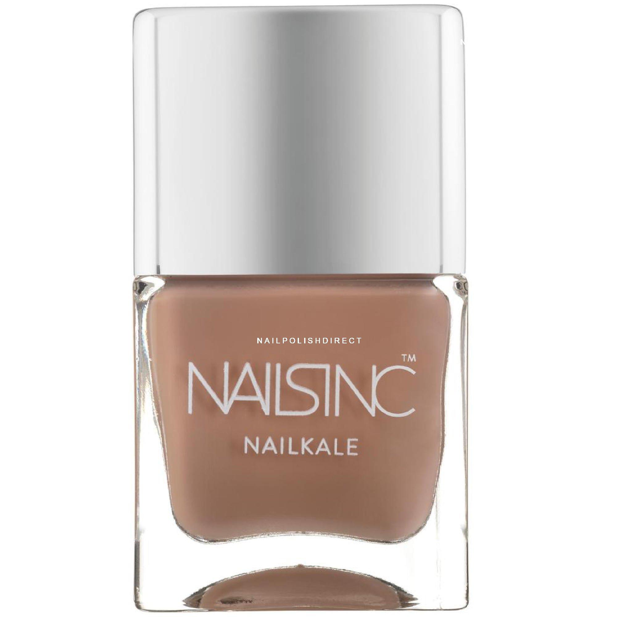 Nails inc NailKale Nail Polish - Montpelier Walk (6267) 14ml