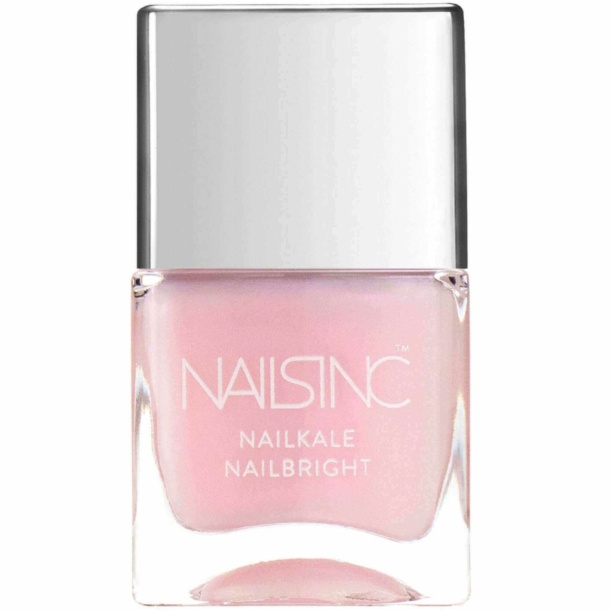 Nails inc NailKale NailBright - Chelsea Embankment Mews (7663) 14ml