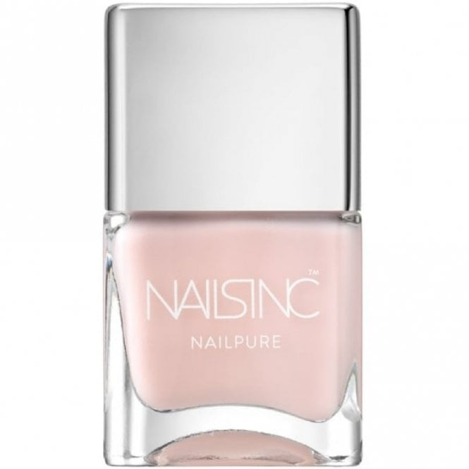 Nails inc NailPure Nail Polish - London Court (7342) 14ml