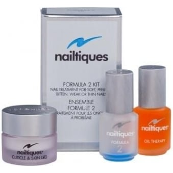 Nail Treatment Formula 2 Kit 3x 7ml