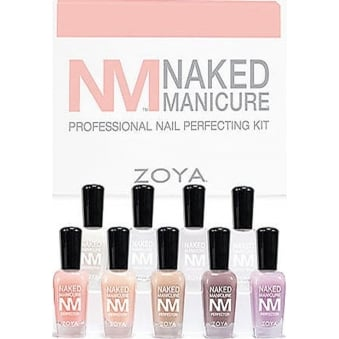 Naked Manicure 2015 Nail Polish Collection - Entire Perfecting Kit (ZPNMPROKIT01)