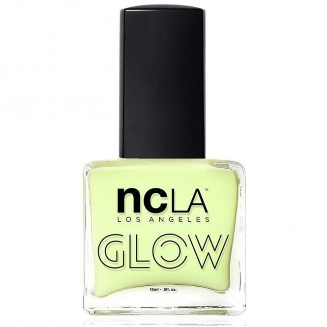 ncLA Los Angeles Nail Polish Collection Fashion Nail Lacquer - Glow 15ml