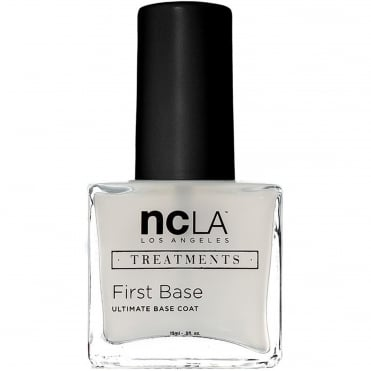 Nail Polish Collection Fashion Treatment Nail Lacquer Base Coat - First Base 15ml