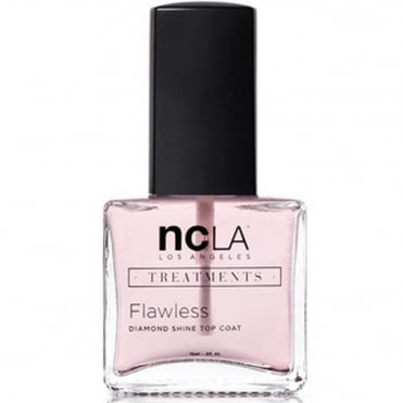 Nail Polish Collection Fashion Treatment Nail Lacquer High Gloss Topcoat - Flawless 15ml