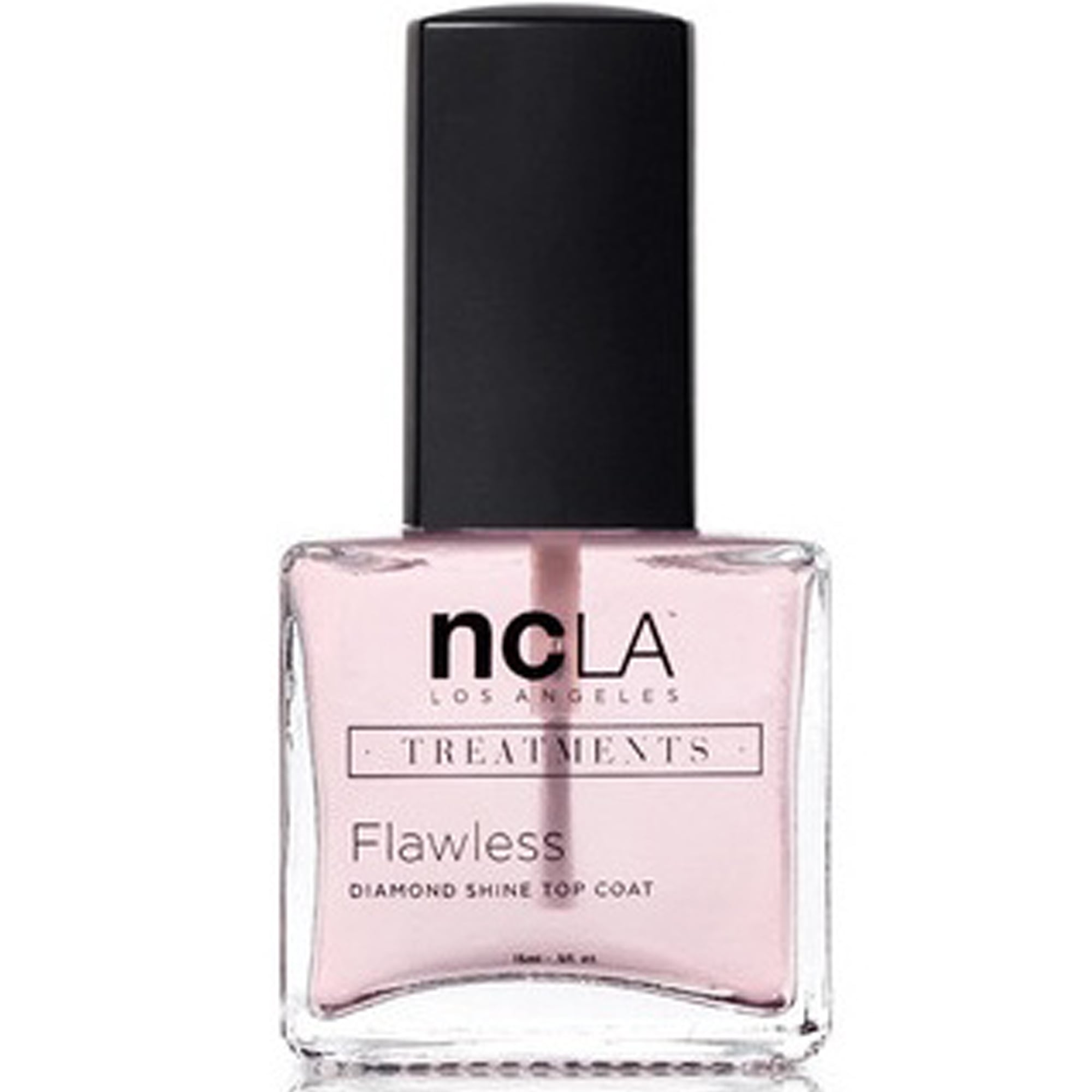 NCLA Nail Polish Collection Treatment High Gloss Topcoat Flawless