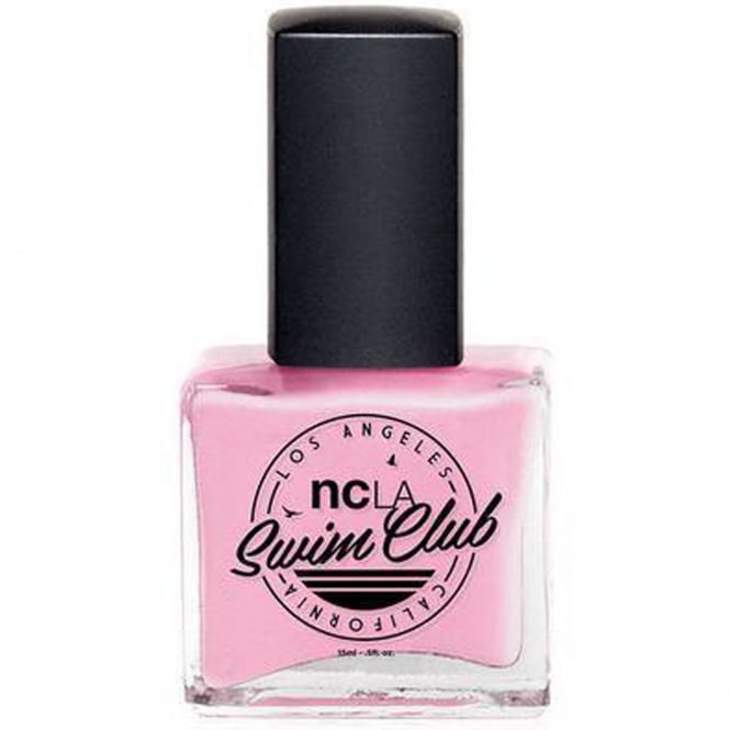 ncLA Los Angeles Nail Polish Swim Club Collection Fashion Nail Lacquer - Endless Summer 15ml