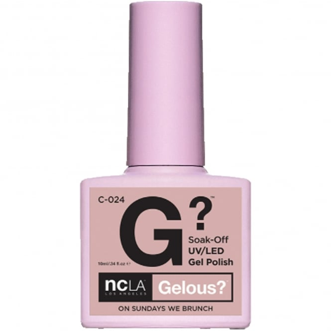 ncLA Los Angeles Soak-Off UV/LED Gel Polish - On Sundays We Brunch 10ml